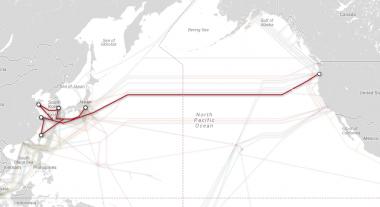 TPE S1S海底光缆Shunt故障[状态: 修缆完成]