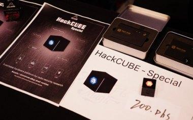 攻防平台HackCUBE-Special迪拜首发