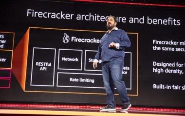 推动无服务器安全:AWS开源轻量级虚拟化技术