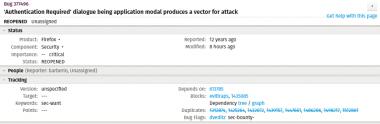 Firefox被曝出一个已存在 11 年未修复的漏洞