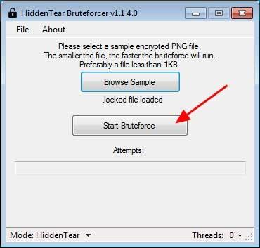 如何解密HiddenTear加密的文件
