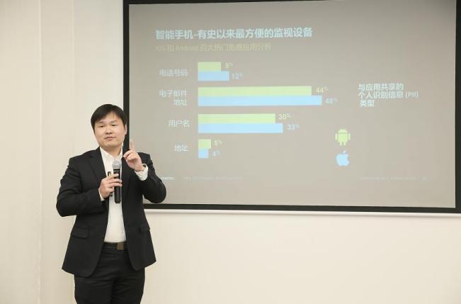 赛门铁克公司华东及华南区技术经理王景普