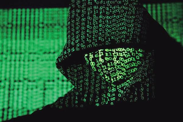 勒索软件攻击