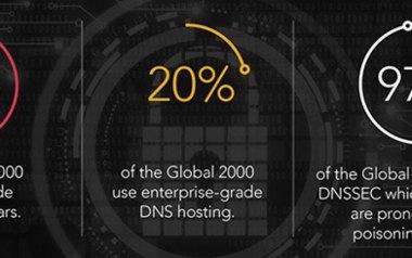 域名安全报告:全球2000强企业超八成缺乏基本域名安全措施