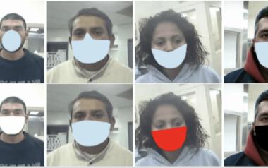 戴口罩人脸识别准确性取得重大突破